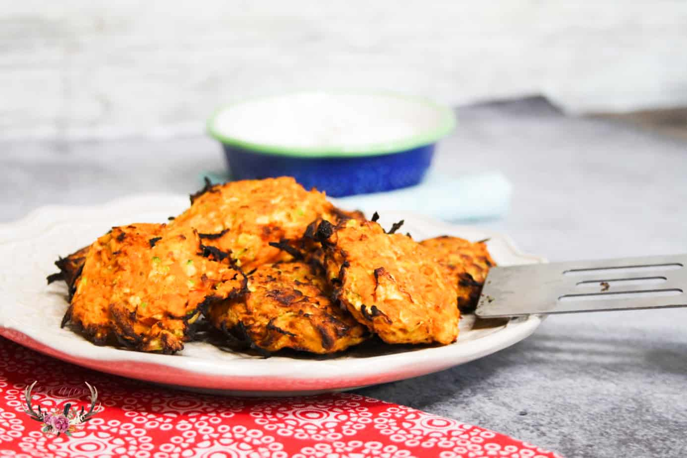 How to Make Zucchini Vegetable Fritters