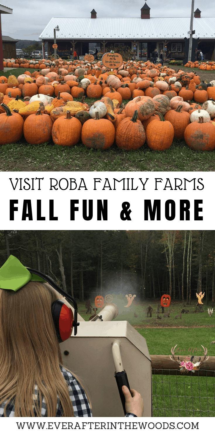 pumpkin picking and more with kids
