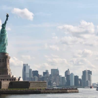 plan a visit to the statue of liberty