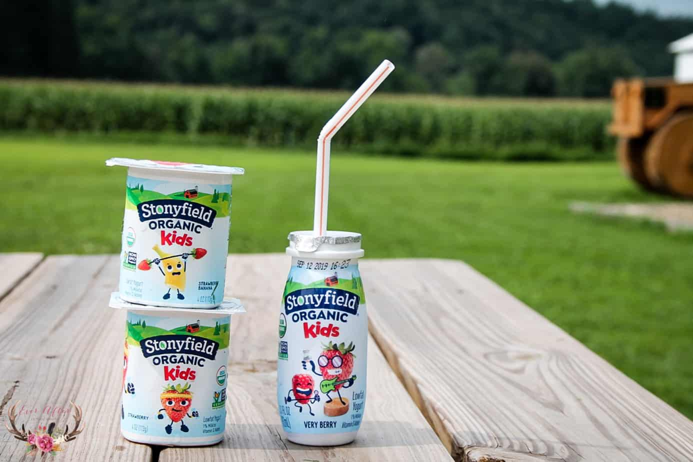 Stonyfield Organic products
